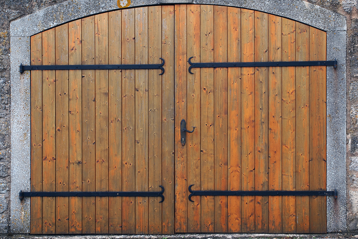 gates and garage doors edinburgh